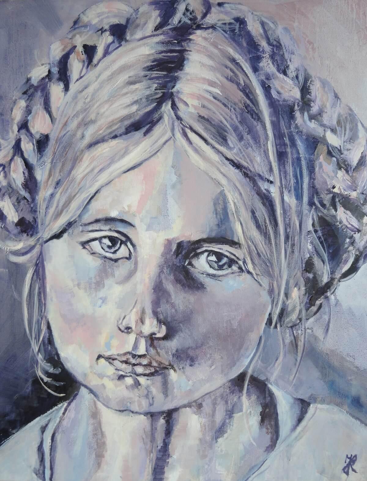 kristel_jacobs_littlegirl_2011_60x50