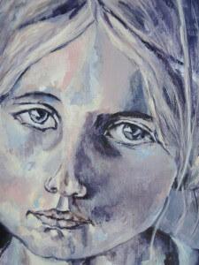 kristel_jacobs_littlegirl_detail_2011_60x50